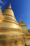 Wat Phra Kaew, висок изумрудного Будды, Бангкок, Таиланд. Стоковое Фото