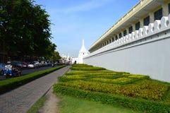 Wat Phra Kaew и грандиозный дворец, Таиланд Стоковая Фотография