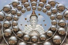 Wat Phra Kaew он спрятал Стоковое Изображение RF