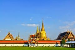 Wat Phra Kaew Таиланд стоковые изображения rf