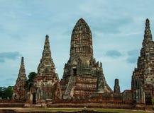 Wat Phra Kaew Таиланда Bankok Стоковая Фотография RF
