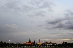 Wat Phra Kaew Стоковое Фото