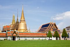 Wat Phra Kaew. Stock Image