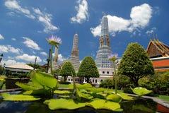 Wat Phra Kaew. Lizenzfreies Stockfoto