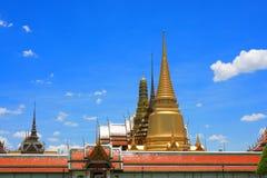 Wat Phra Kaew. Fotos de archivo