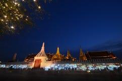Wat Phra Kaew stockbilder