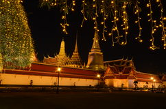 Wat Phra Kaew Lizenzfreies Stockfoto