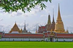 Wat Phra Kaew Image libre de droits