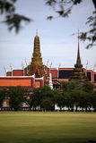 Wat Phra Kaew. In bangkok, Thailand royalty free stock photography