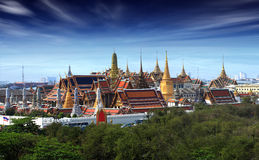 Wat Phra Kaew royalty-vrije stock fotografie