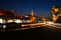 Wat Phra Kaew. Stockfotos