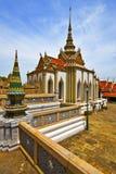 Wat Phra Kaew Fotografia Stock