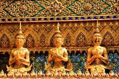 Wat Phra Kaew lizenzfreie stockbilder