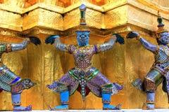 Wat Phra Kaew stockfotografie
