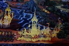 Wat Phra Kaew lizenzfreies stockbild