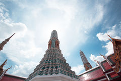 Wat Phra Kaew Immagine Stock