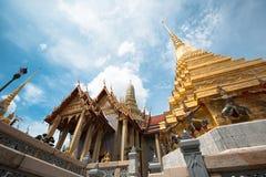 Wat Phra Kaew Stock Afbeelding
