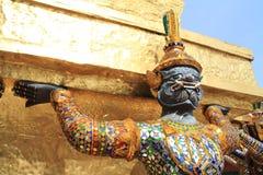 Wat Phra Kaew 库存图片