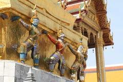 Wat Phra Kaew 图库摄影