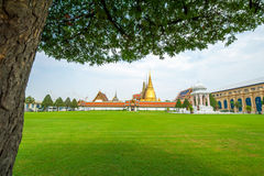 Wat Phra Kaew Стоковая Фотография RF