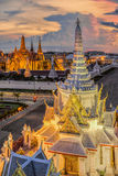 Wat Phra Kaew Стоковые Изображения