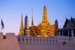 Wat Phra Kaew Photo stock