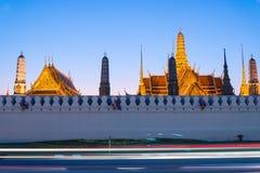Wat Phra Kaew Photographie stock