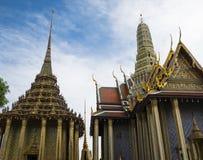 Wat Phra Kaew 4 fotografie stock