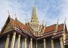 Wat Phra Kaew 2 fotografie stock libere da diritti