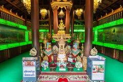Wat Phra Kaew 免版税图库摄影