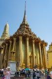 Wat Phra Kaew Foto de archivo libre de regalías