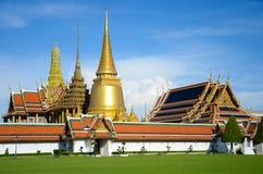 Wat Phra Kaew arkivfoton