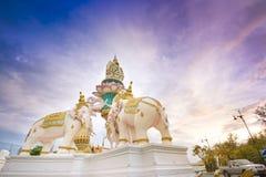Wat Phra Kaew Стоковая Фотография