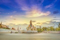 Wat Phra Kaew 免版税库存照片