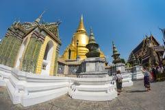 Wat Phra Kaew Arkivfoto