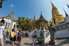 Wat Phra Kaew Fotografering för Bildbyråer