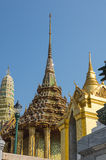 Wat Phra Kaew Stockfoto