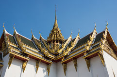 Wat Phra Kaew Στοκ φωτογραφία με δικαίωμα ελεύθερης χρήσης