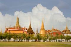 Wat Phra Kaew Royalty-vrije Stock Afbeeldingen