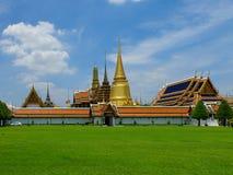 Wat Phra Kaew royaltyfri fotografi