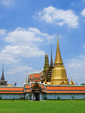 Wat Phra Kaew arkivbilder