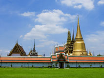 Wat Phra Kaew royaltyfri foto