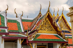 Wat Phra Kaew Zdjęcia Royalty Free