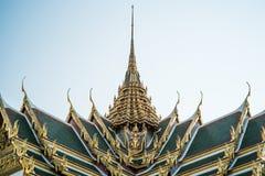 Wat Phra Kaew Fotos de Stock Royalty Free