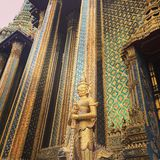 Wat Phra Kaew Immagini Stock