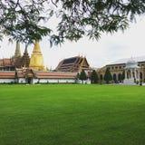 Wat Phra Kaew Royaltyfria Foton