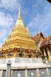 Wat Phra Kaew Stockbild