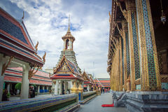 Wat Phra Kaew. Amazing Thailand stock photos