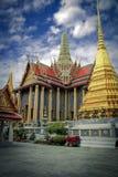 Wat Phra Kaew. Amazing Thailand stock images