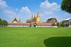 Wat Phra Kaew Ancient tempel Royaltyfri Fotografi